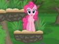 Game Little Pony Jumping Adventure online - games online