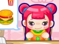 Game Cute Burger online - games online