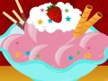 Game Ice Cream Decorating online - games online