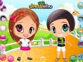 Game Cute Baby Couple online - games online