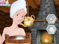 Game Cinderella's Princess Makeover  online - games online