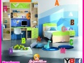 Game Blue Room Hidden Alphabets online - games online