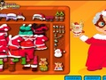 Game Mrs. Claus online - games online