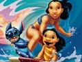 Game Lilo and Stitch surfing  online - games online