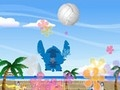 Game Beach volleyball with Lilo and Stitch  online - games online