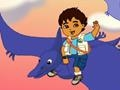 Game Diego makes dinosaurs  online - games online