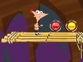 Game Phineas and Ferb underground  online - games online