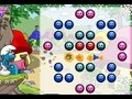 Game Adventure balls Smurfs  online - games online