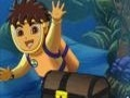 Game Underwater Adventure Diego  online - games online