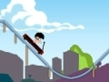Game Heroes Phineas and Ferb build a springboard  online - games online