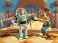 Game Games Toy Story: Buzz gathers friends  online - games online