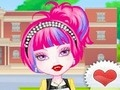 Game Vampire at school online - games online