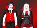 Game Lovers of vampires online - games online