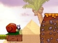 Game Snail Bob 3: Egyptian adventure online - games online