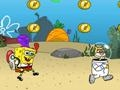 Game SpongeBob Jetbubble online - games online