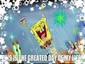 Game Spongebob The Best Day Ever online - games online