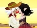 Game Gnomes kiss online - games online