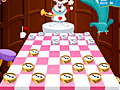 Game Checkers of Alice in Wonderland online - games online