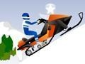 Game Snowmobile Stunt online - games online