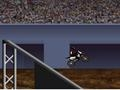 Game Extreme stunts on a motorcycle online - games online