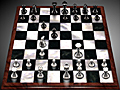 Game Flash chess 3 online - games online
