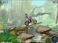 Game Trail bike in the jungle online - games online