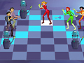 Game Totally Spies Chess online - games online