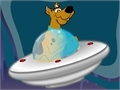 Game Scooby Doo space travel  online - games online