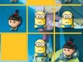 Game Despicable Me tic-tac-toe online - games online
