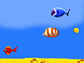 Game Adventures of the Little Fish online - games online