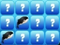 Game Sea animals memory online - games online