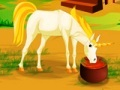 Game Caring for unicorns online - games online