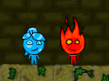 Game Fire and water 3 in the forest temple  online - games online