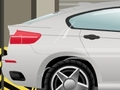 Game Tuning BMW X6 online - games online