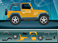 Game Fix My Jeep online - games online