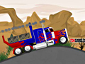 Game Transformers Truck  online - games online