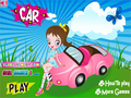 Game Susans First Driving Day  online - games online