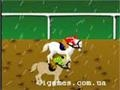 Game White Horse Jigsaw  online - games online