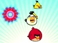 Game Angry Birds under threat online - games online