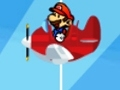 Game Mario Plane Bomber  online - games online