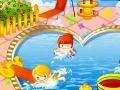 Game Kids Pool Decorating online - games online