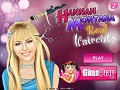 Game Hannah Montana Real Haircuts  online - games online
