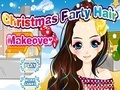 Game Christmas Party Hair Makeover online - games online
