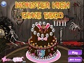 Game Monster High Cake  online - games online