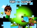 Game Puzzle Ben 10 vs Bakugan  online - games online