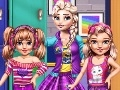 Game School girls summer camp online - games online