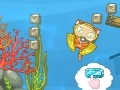Game Kitty diver online - games online