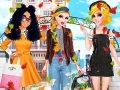 Game Princess back to school collection online - games online