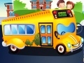 Game School bus decoration online - games online