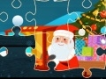 Game Christmas vehicles jigsaw puzzle online - games online